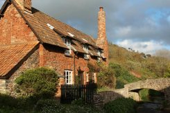 Packhorse Cottage, Allerford