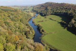 River Wye, from Yat Rock, Symonds Yat
