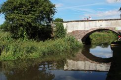 Ryan's Bridge, Trent and Mersey Canal, Bartington