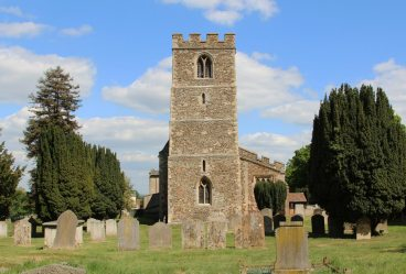 St Leonard's Church, Old Warden