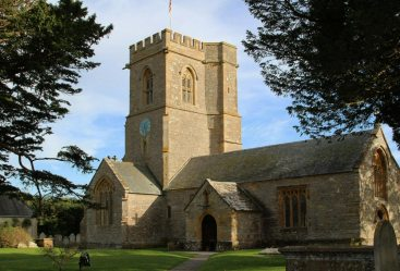 St. Mary's Church, Burton Bradstock