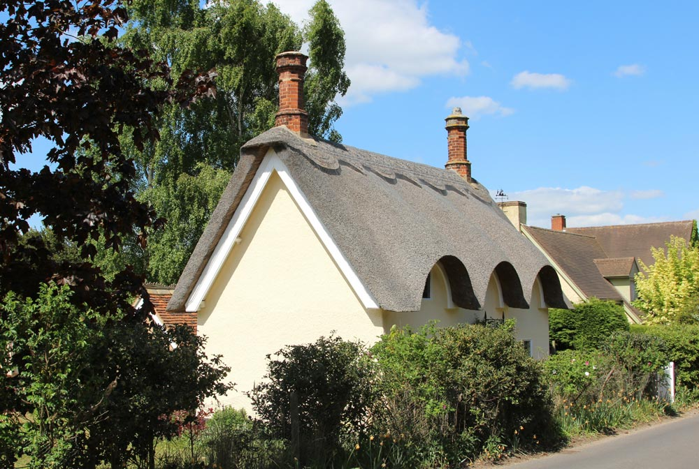 Thatched Cottage, Old Warden