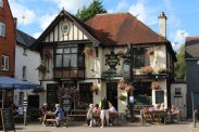 The Mailmans Arms, Lyndhurst, New Forest