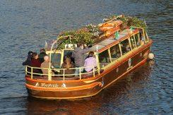 'Wye Pride', Kingfisher Cruises, River Wye, Symonds Yat