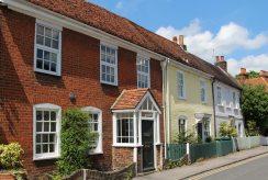 Cottages, Chertsey Road, Shepperton