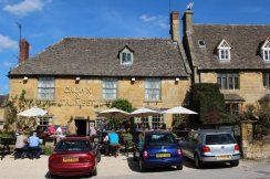 Crown and Trumpet, Broadway, Cotswolds
