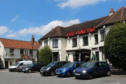 The Anchor, Church Square, Shepperton