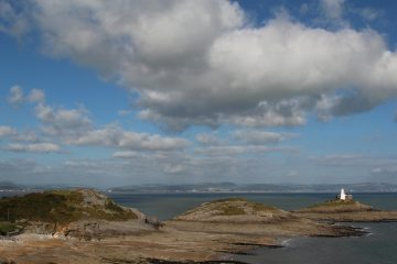 Mumbles Head, Swansea Bay, Mumbles
