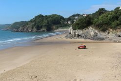 Beach, Caswell Bay, Gower
