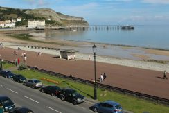 Great Orme and Llandudno Bay, Llandudno