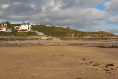 Langland Bay and Rotherslade Bay, Gower