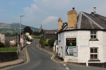 New Road, Crickhowell
