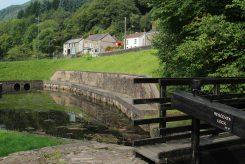 Resolven Lock, Neath Canal