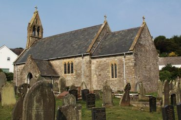St. Cattwg's Church, Port Eynon