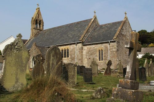St. Cattwg's Church, Port Eynon