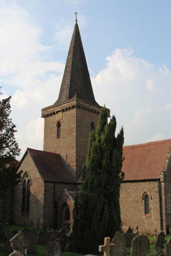 St. Edmund's Church, Crickhowell