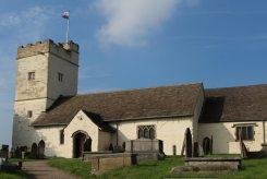 St. Sannan's Church, Bedwellty