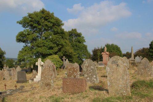 St. Sannan's Churchyard, Bedwellty