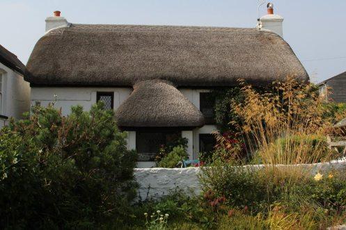Thatched cottage, Port Eynon
