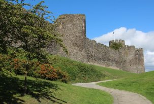 Town Walls, Conwy