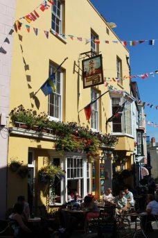 Buccaneer Inn, St. Julian's Street, Tenby