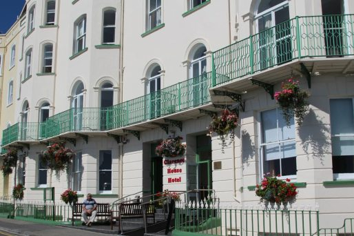Clarence House Hotel, Esplanade, Tenby