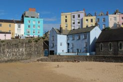 Harbour Beach, Tenby