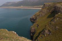 Headland and Rhossili Bay, Rhossili