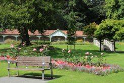 Long Shelter, Bedwellty Park, Tredegar
