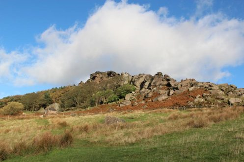 Path to The Roaches