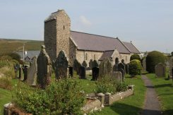 St. Mary's Church, Rhossili