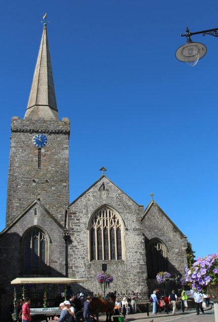 St. Mary's Church, Tenby