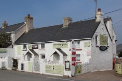 The Bay Bistro and Coffee House, Rhossili