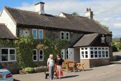 The Red Lion Inn, Thorncliffe, Leek, near The Roaches