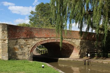 Bridge number 53, Grand Union Canal, Stoke Bruerne