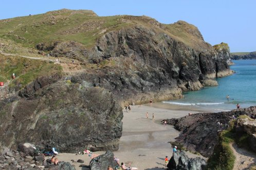 Beach, Kynance Cove