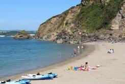 Beach, Polkerris