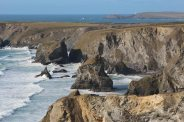 Bedruthan Steps and Trevose Head