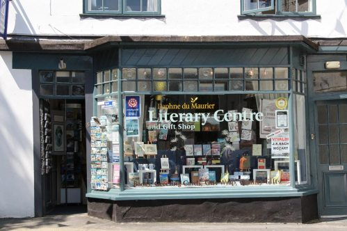 Daphne du Maurier Literary Centre and Gift Shop, Fowey