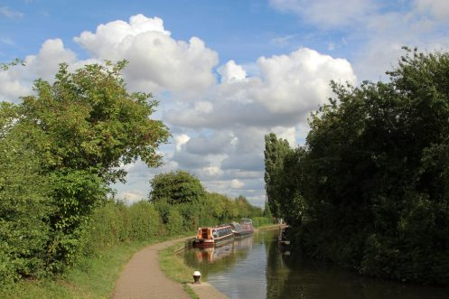 Grand Union Canal, Stoke Bruerne