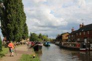 Grand Union Canal, Stoke Bruerne