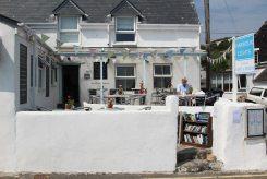 Harbour Lights Café and Bistro, Coverack