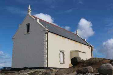 Lifeboat House, Towan Head, Newquay