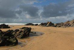 Rocks, Fistral Beach, Newquay