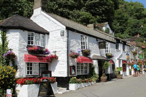The Cottage Bed and Breakfast, Polperro