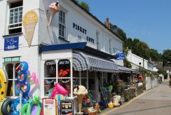The Cove Bed and Breakfast, Pentewan