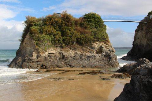The Island, Towan Beach, Newquay