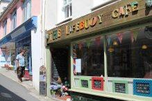 The Lifebuoy Café, Fowey
