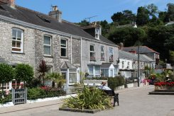 The Square, Pentewan