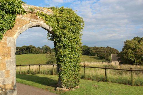 Abbey Gateway, Abbotsbury Abbey, Abbotsbury